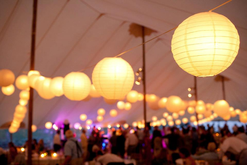 6 Successful Tips for Lighting to Enhance Your Event [Part I]