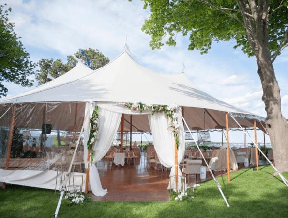 Wedding Tent With Floor
