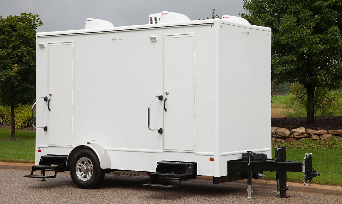 Seacoast Spa Luxury Mobile Restroom