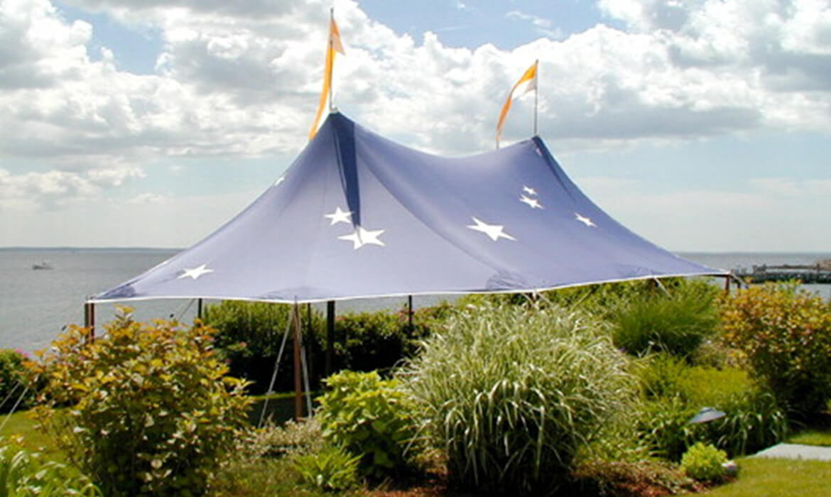Bluestar Wedding Tent Rental Gallery