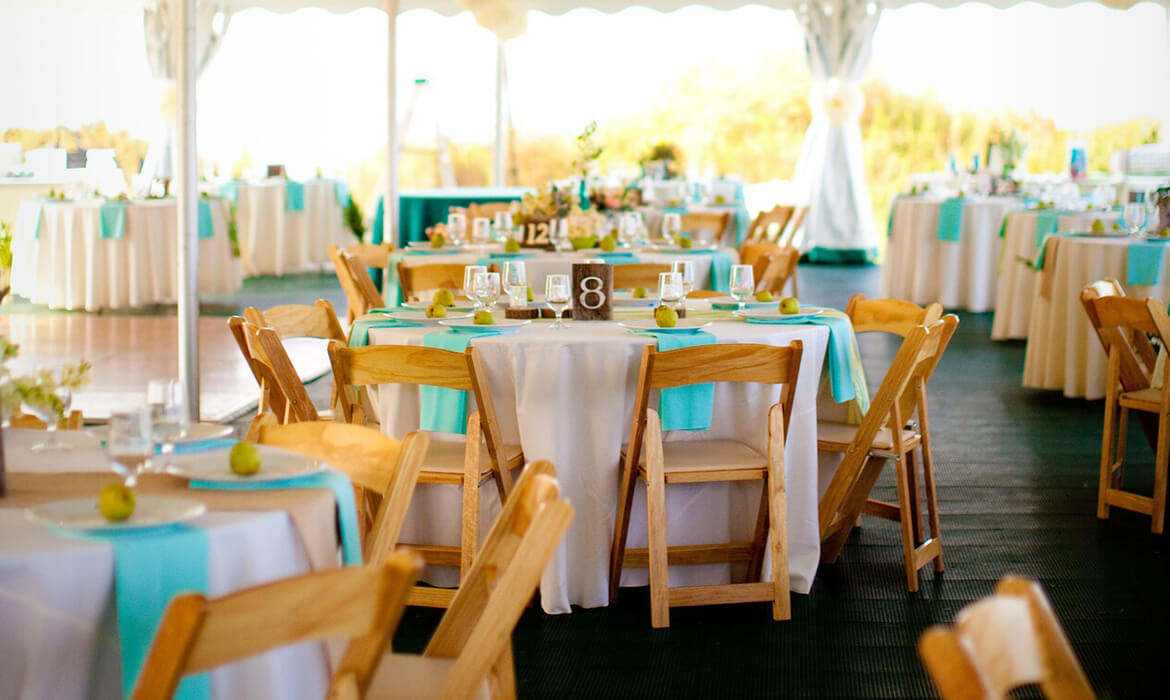 3 Tips To Keep Your Wedding Design Cohesive Using Event Rentals
