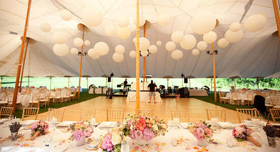 Dance Floor for Wedding Rentals