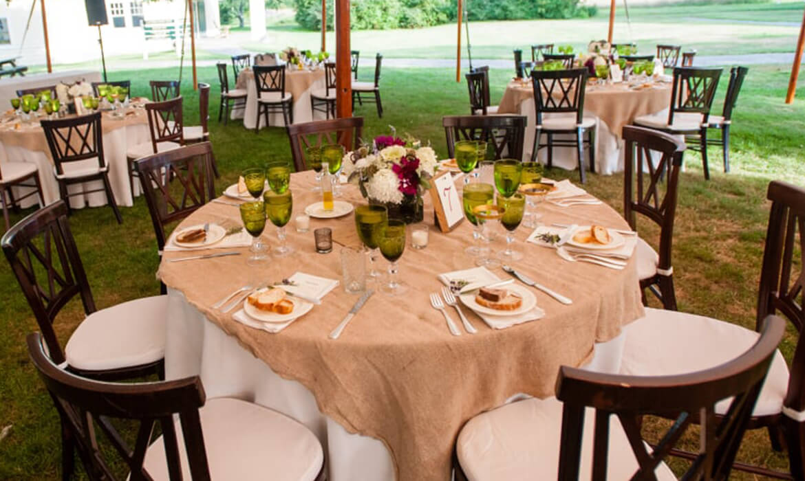 Rent flatware for your wedding
