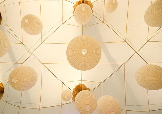 Luxury New England Event Lighting