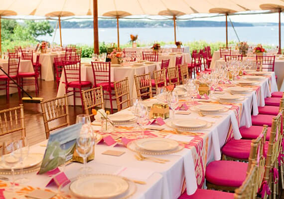 New England Furniture, Decor & Catering Rentals