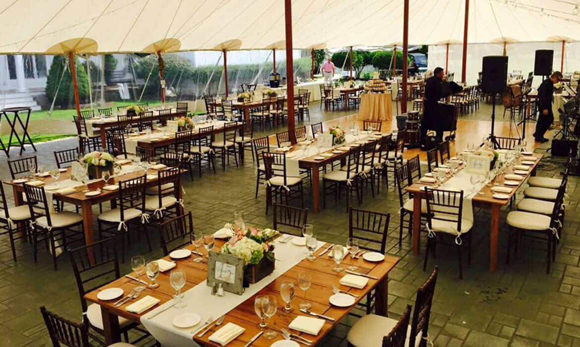 Wedding Tables for Rent & Farm Tables