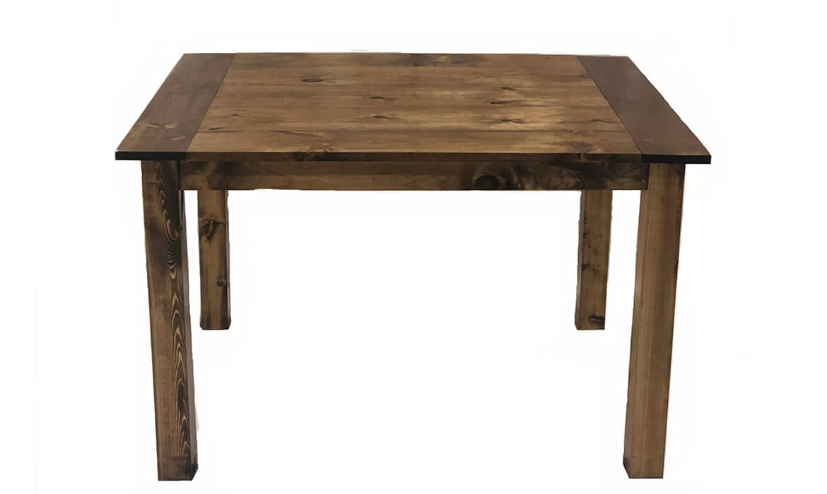 4' Rustic Farm Table