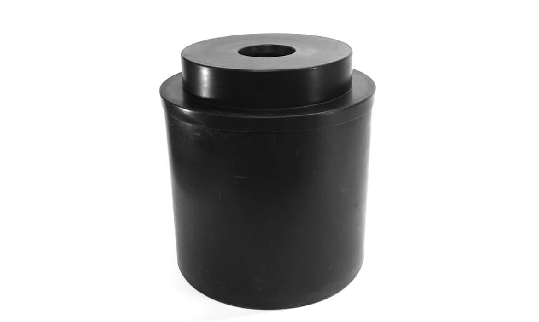 Black Keg Cooler
