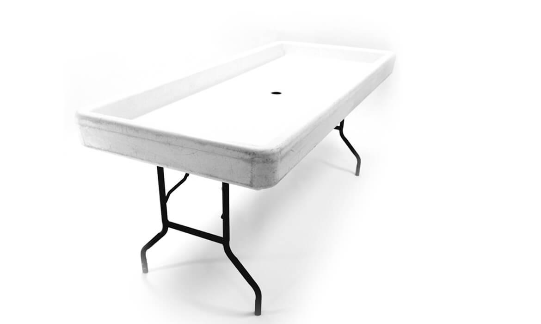 Fill & Chill Table