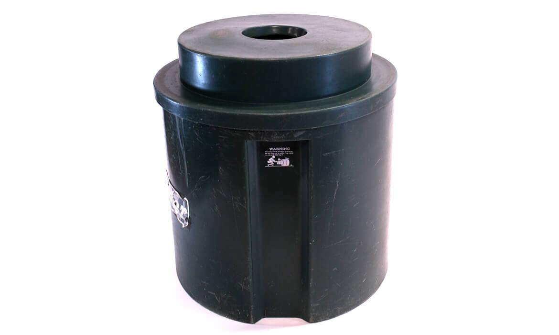 Green Keg Cooler
