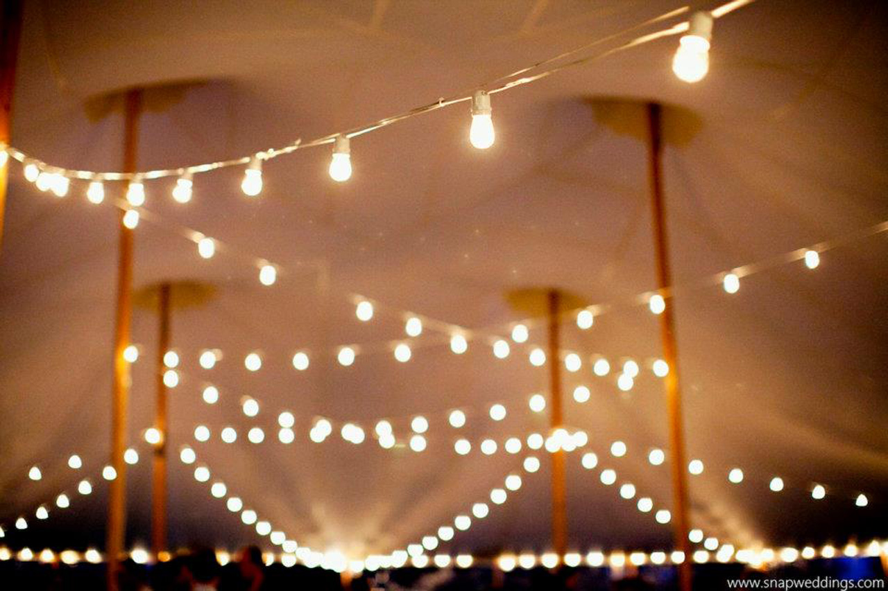 6 Tips for Unique Lighting to Set Your Wedding Apart