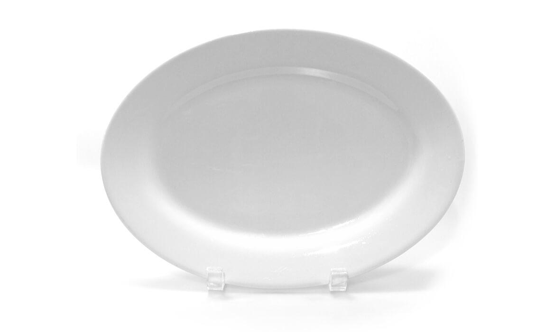 Wedding White Platter