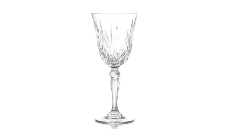 10oz Crystal Wine Glass