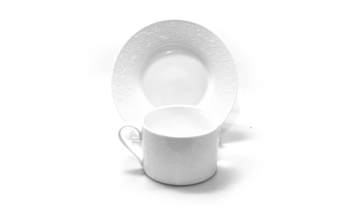 Eternity Cup & Saucer