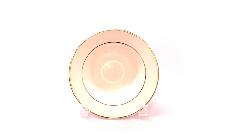 Gold Rim 4oz Bowl