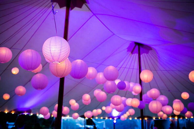 6 Successful Tips for Lighting to Enhance Your Event [Part II]