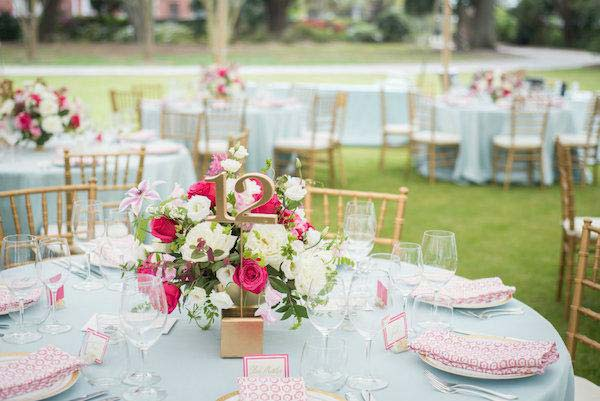An Elegant Wedding with Southern Charm at Lowndes Grove